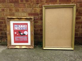 Retro Picture Frames