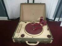 Regentone Record Player