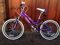 GIRLS BICYCLE (suit ages 6-9)
