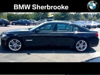 2012 BMW 750Li xDrive FULL /TECH/EXECU/CONFORT/REAR DVD/M SPORT