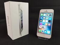 Genuine Apple iPhone 5 - 16GB - Factory Unlocked To All Networks