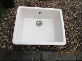 Belfast style kitchen sink