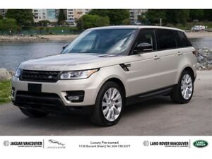 2014 Land Rover Range Rover Sport V8 Supercharged Dynamic (2) *S