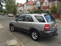 Kia Sorento 2.5 Diesel great 4x4 for only 1950£