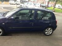 Cheep renault clio for sale