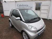 SMART FORTWO COUPE 1.0 £30 ROAD TAX MOT TILL JANUARY 2019