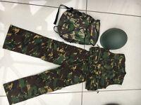 Fancy Dress Soldier age 5-6