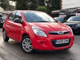 Hyundai i20 1.2 Classic Full Service History 1 Onwer 1 Year MOT Excellent Condition 2 Keys