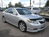 2007 Toyota Camry SE cuir toit