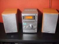 Sony CMT-CPX1 Big sound 140w