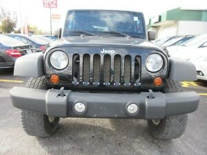2010 Jeep Wrangler MOUNTAIN Trailrated 4X4 ($79 WKLY. 2 Doors, m Gatineau Ottawa / Gatineau Area image 10