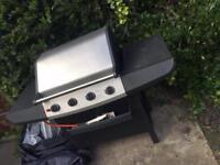 Ultar 4 burner gas BBQ (no gas)