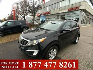 2013 Kia Sportage LX, Bluetoth, Heated seats, Alloy wheels