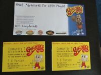 TWO GULLIVERS THEME PARK TICKETS FOR THIS WEEKEND - SAT OR SUN