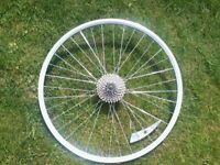 Road Bike Rear Wheel