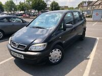 2004 VAUXHALL ZAFIRA 1.6L PETROL 7 SEATER GREAT CONDITION FULL SERVICE HISTORY DRIVES GREAT