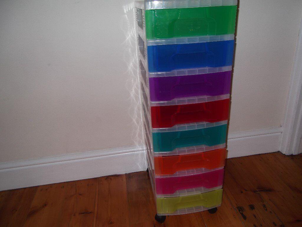 strorage tower 8 drawers