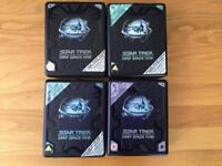 Star Trek deep space nine (DS9) complete 1-4 DVDs