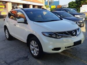 2011 Nissan Murano SV/AWD/V6/Panoramic Sunroof/Backup Camera
