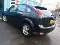 2006 Ford Focus Ghia 1.6 Petrol Hatchback