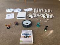 complete Wii and Skylanders set