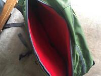 Timbuk2 padded laptop rucksack/briefcase
