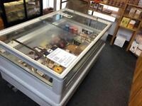 De Rigo Combi Chest Retail Display Fridge / Freezer