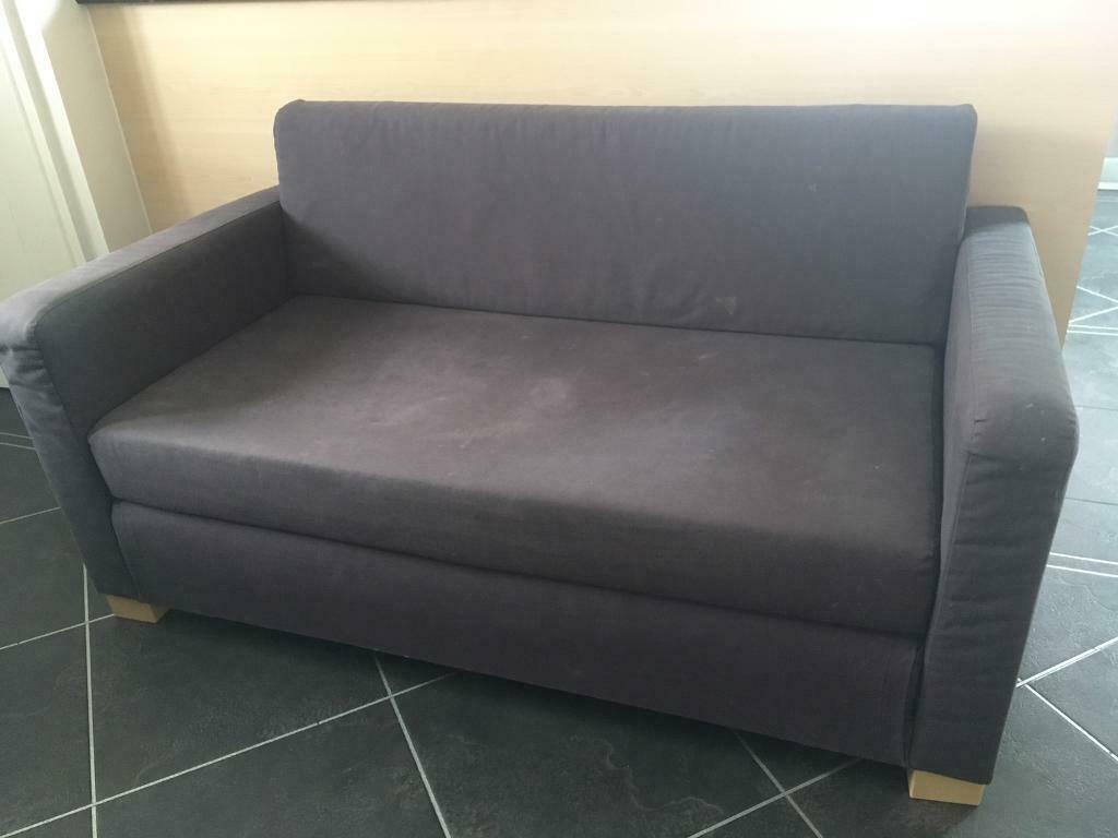 Peachy Ikea Solsta 2 Seater Sofa Bed In Llanelli Carmarthenshire Gumtree Andrewgaddart Wooden Chair Designs For Living Room Andrewgaddartcom