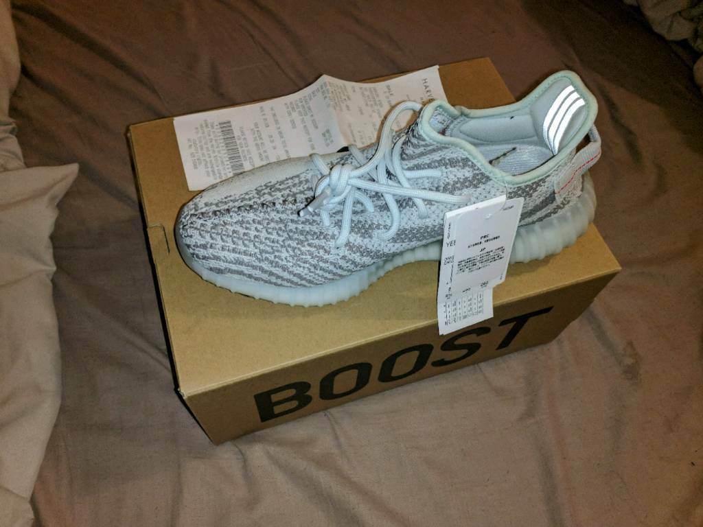 00b595d67 Yeezy Boost 350 V2 - Blue Tint - Size 8 (UK) - (BRAND NEW)