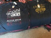 2 T shirts from jacamo