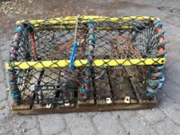 Lobster Creel (parlor) excellent condition ready to use