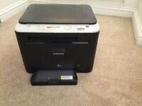 Samsung laser printer/copier/scanner