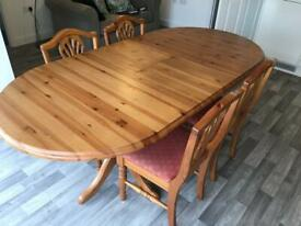 Dining Table - Pine