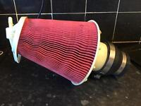 S2000 cone air filter with reducer TT Golf GTI Leon 1.8 Turbo
