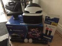 Playstation VR (PSVR) version 2 bundle
