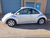 VW Beetle. 2010 60 Plate. 1.6 Luna. Low Mileage.Lovely Condition with Service History