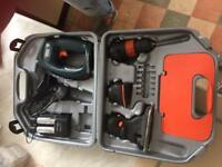Black & Decker Quattro multi tool