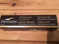 Dermatix silicone gel scar treatment new boxed
