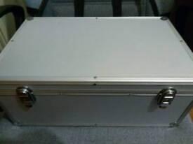 DVD / CD Storage box Flight case DJ karaoke