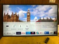 "SAMSUNG 58"" smart 4k ultraHD warranty Apps Free Delivery 🚚 📺"