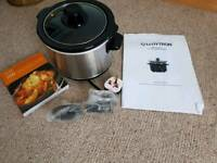 Mini slow cooker