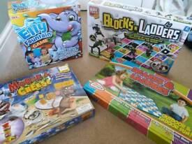 4 board games
