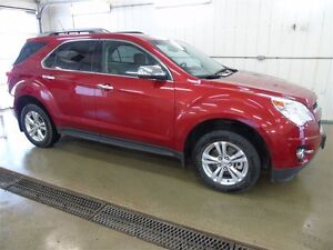 2012 Chevrolet Equinox 2LT FWD, Navigation, Power Liftgate