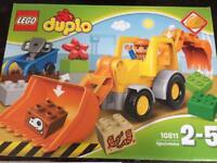Lego Duplo digger set *Unused*