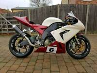2004 zx10r race bike with v5, 2005 zx10 track swap