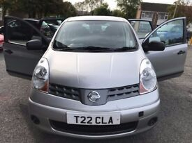 <<< Nissan Note - 1.4L Petrol - Low millage - 45,000 >>>