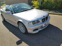 2001 BMW 3 Series Convertible 330 Ci M Sport Manual