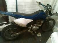 YZ KX RM KTM Pitbike Fieldbike Crosser