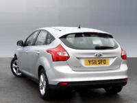 Ford Focus ZETEC TDCI (silver) 2011-06-30