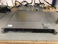 HP 360p Gen 8 Server - Barebones